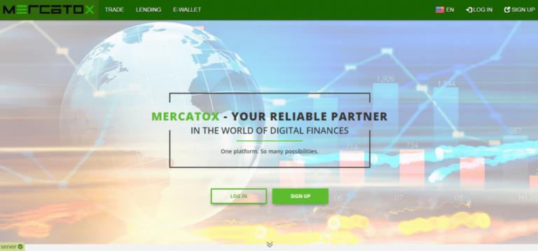 Broker Mercatox (Mercatox) scam