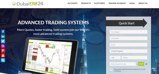 Broker Dubai FXM scam