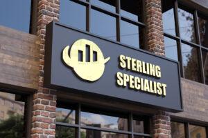 STERLING SPECIALIST OFFICE LOGO