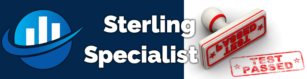 Sterling Specialist test passed