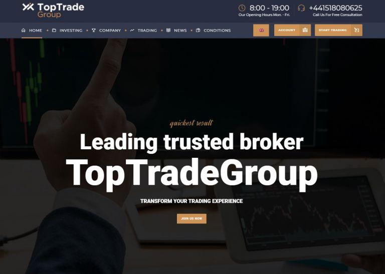 toptrade scam review